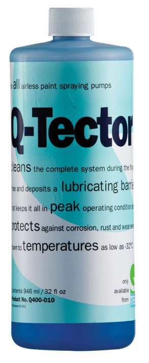 Q-Tector Pump Conditioner